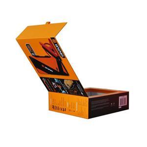 caja de regalo de papel impresa imán personalizado al por mayor