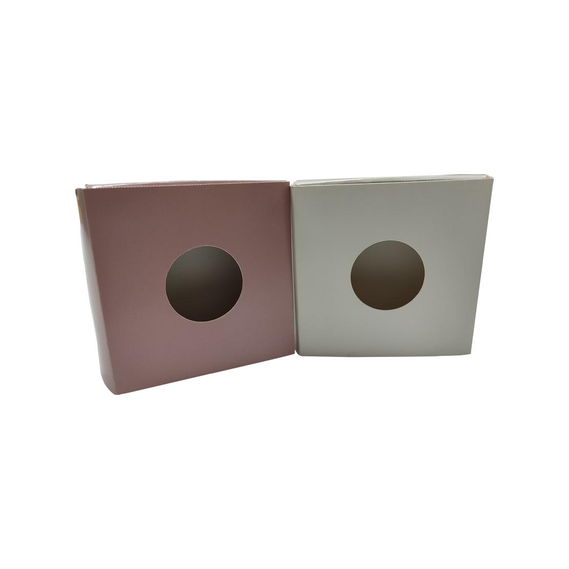 Kotak kertas bersalut pembungkusan khas kilang China