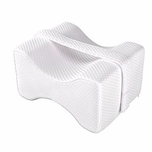 Orthopedic Memory Foam Knee Support Pillow for Side Sleepers
