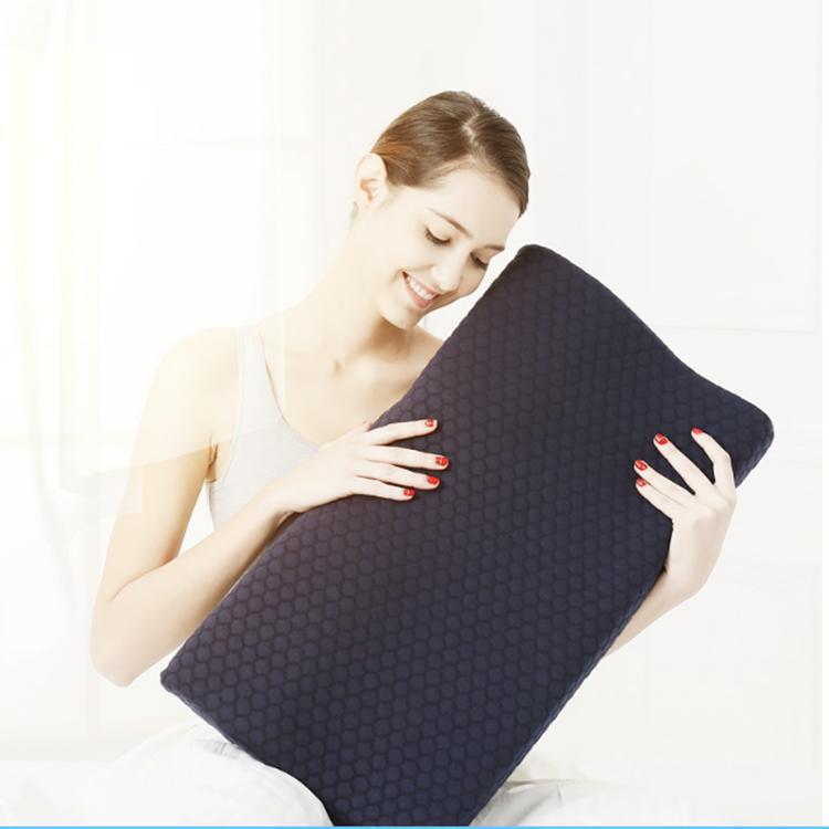 Al por mayor de espuma de memoria de almohadas para dormir, dormir Promociones almohada, espuma de memoria almohadas de la cama OEM