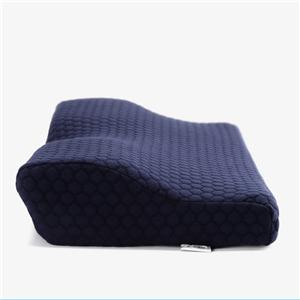 睡眠のための子宮頸輪郭ベッドネックピロー