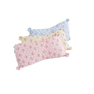 Almohada de cabeza plana para recién nacido