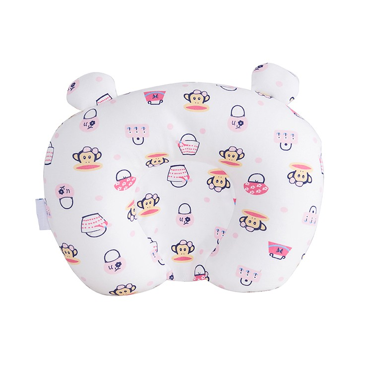 Memory Foam Baby Flat Head Pillow