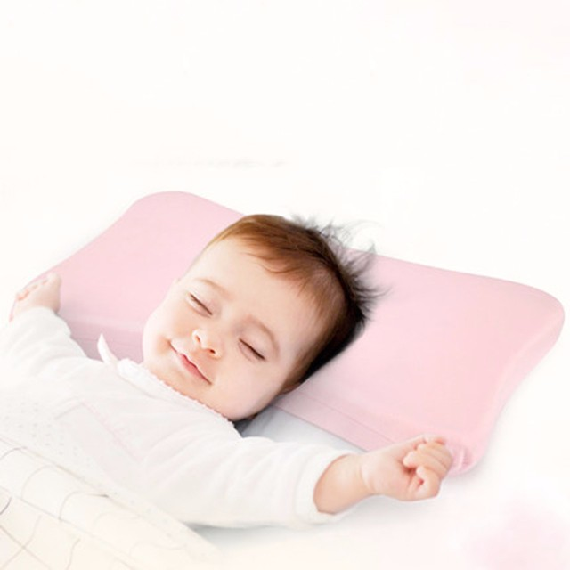Newborn Memory Foam Neck Pillow for Children