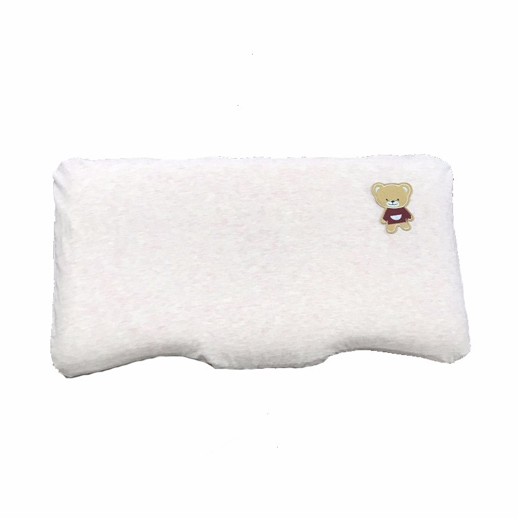 Heart Shape Ergonomic Memory Foam Pillow for Baby