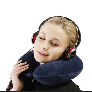 Personalized Travel Neck Support Pillow For Airplane
