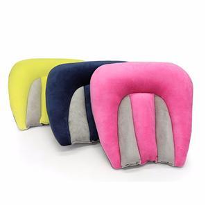 의자 용 정형 요추 용 베개