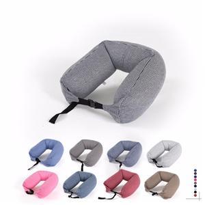 Personalizzata cuscino della gomma piuma di memoria di viaggio