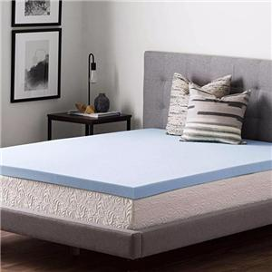 Wholesale Rollable Memory Foam Mattress Topper