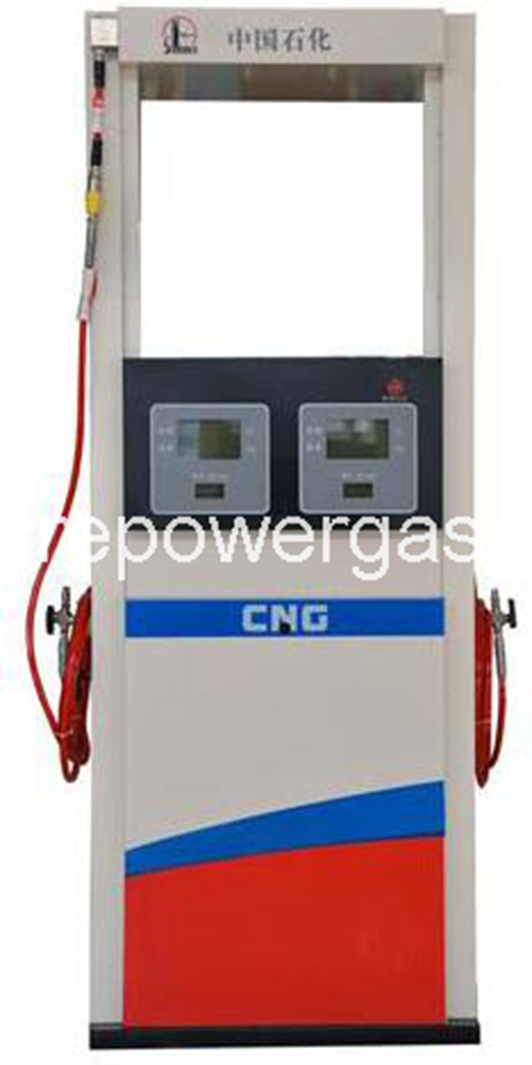 natural gas compressed station