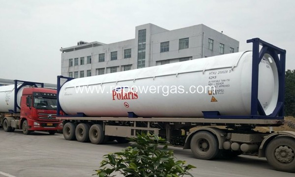 LPG 40ft Tank Container Manufacturers, LPG 40ft Tank Container Factory, Supply LPG 40ft Tank Container