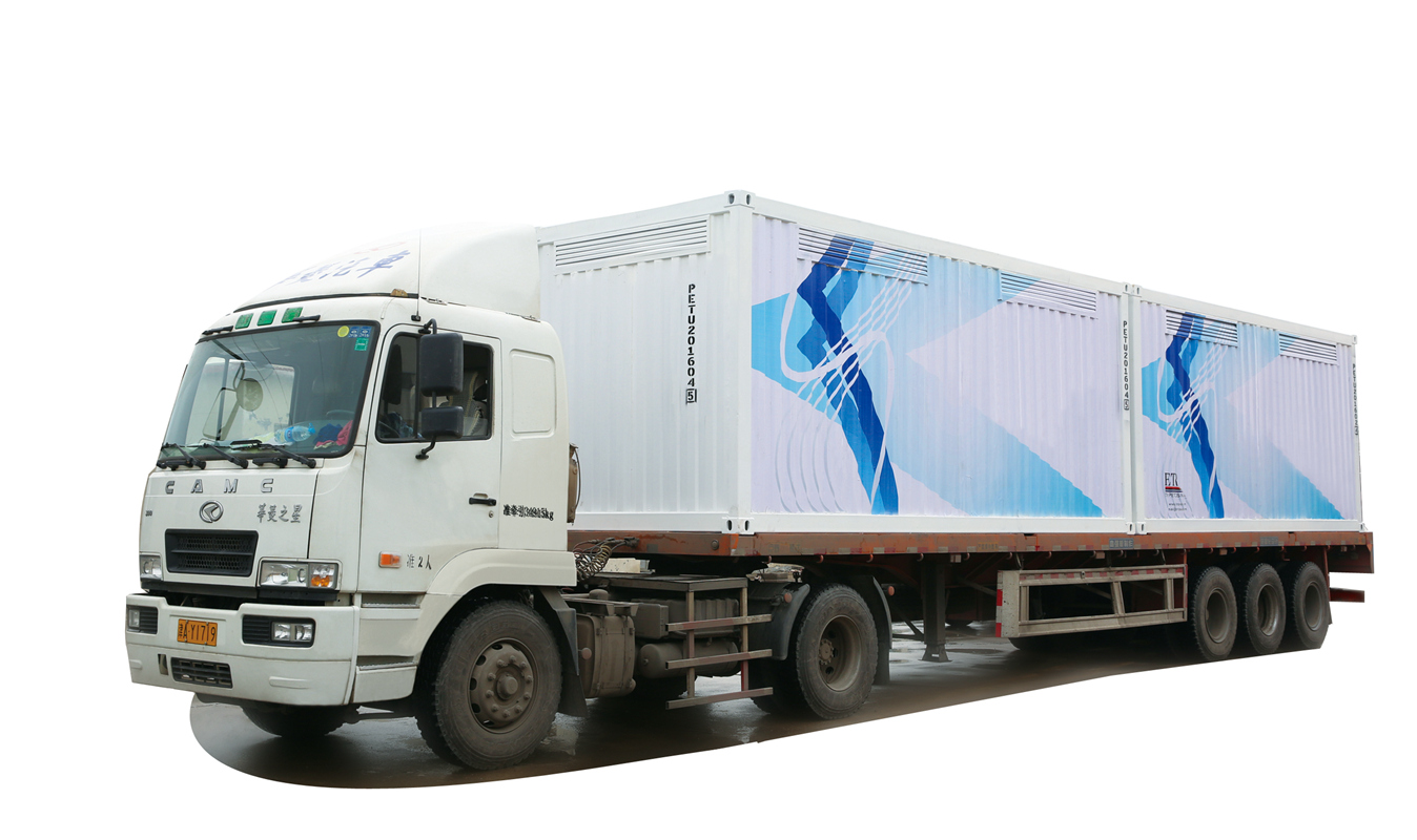 CNG container