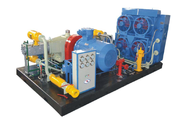 Compressor de Gás 600-14700NM3 / H