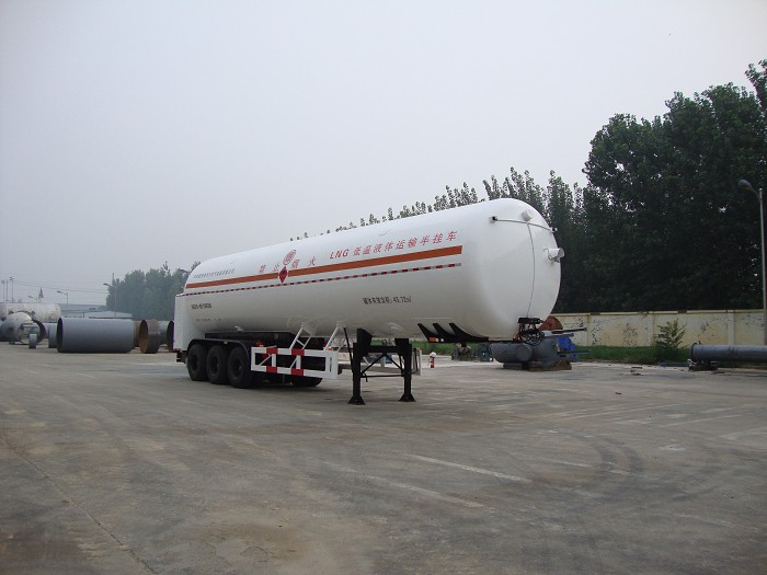 ISO Certified LNG Tank Semi Trailer Manufacturers, ISO Certified LNG Tank Semi Trailer Factory, Supply ISO Certified LNG Tank Semi Trailer