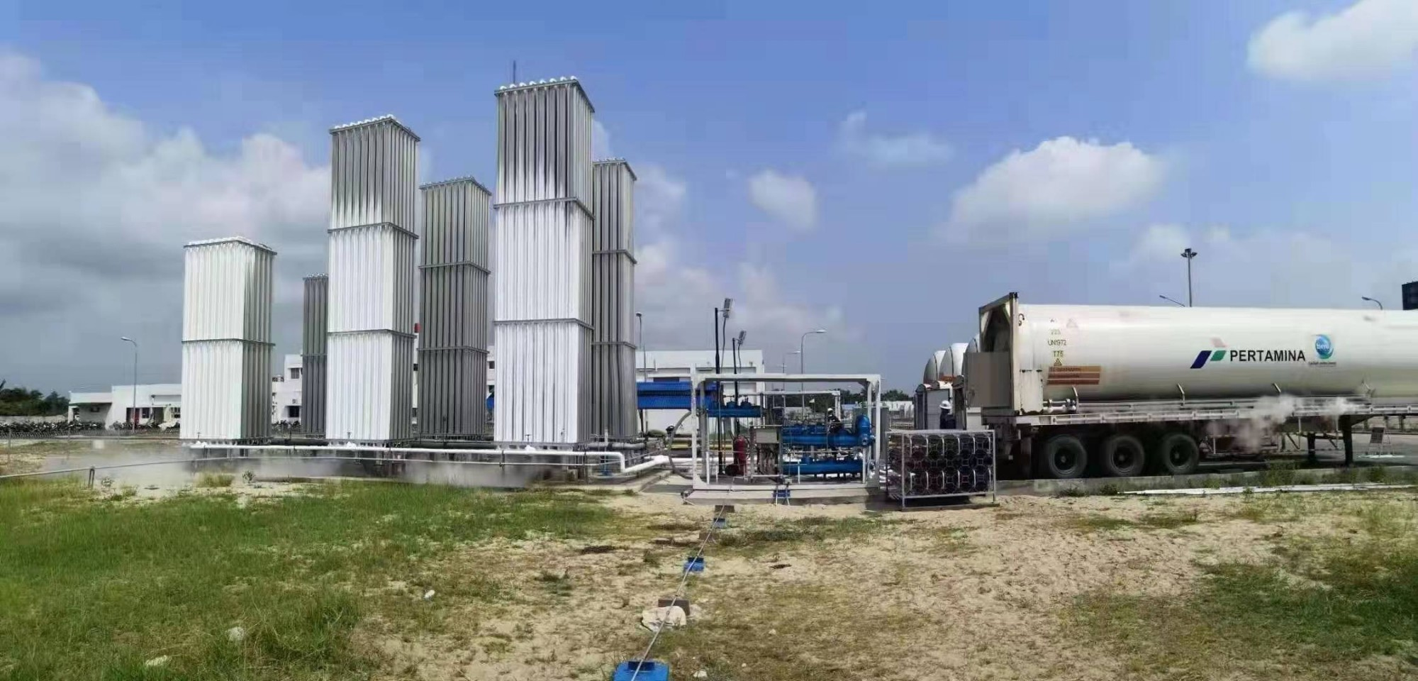 Customized Design LNG Regasification Skid Manufacturers, Customized Design LNG Regasification Skid Factory, Supply Customized Design LNG Regasification Skid