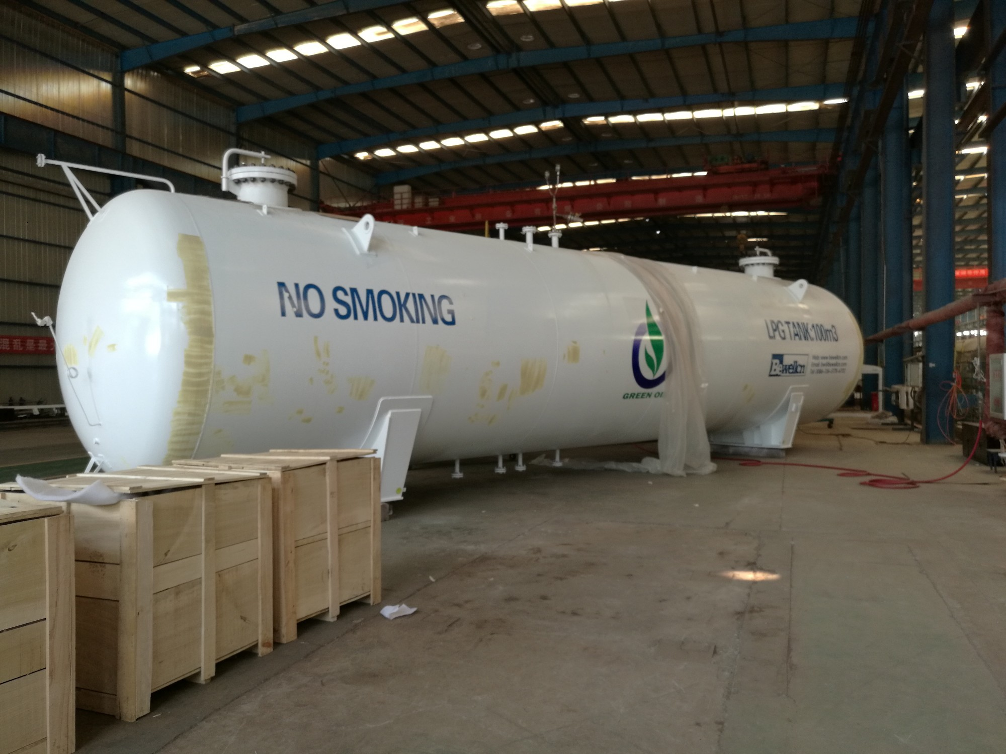 ASME Approved LNG Storage Tank ASME Manufacturers, ASME Approved LNG Storage Tank ASME Factory, Supply ASME Approved LNG Storage Tank ASME