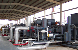 Oilfield Large Capacity Gas Compressor