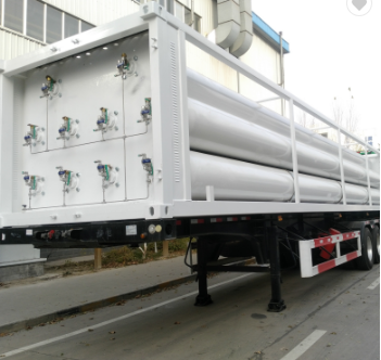 BV Certified Hydrogen Gas Trailer Manufacturers, BV Certified Hydrogen Gas Trailer Factory, Supply BV Certified Hydrogen Gas Trailer