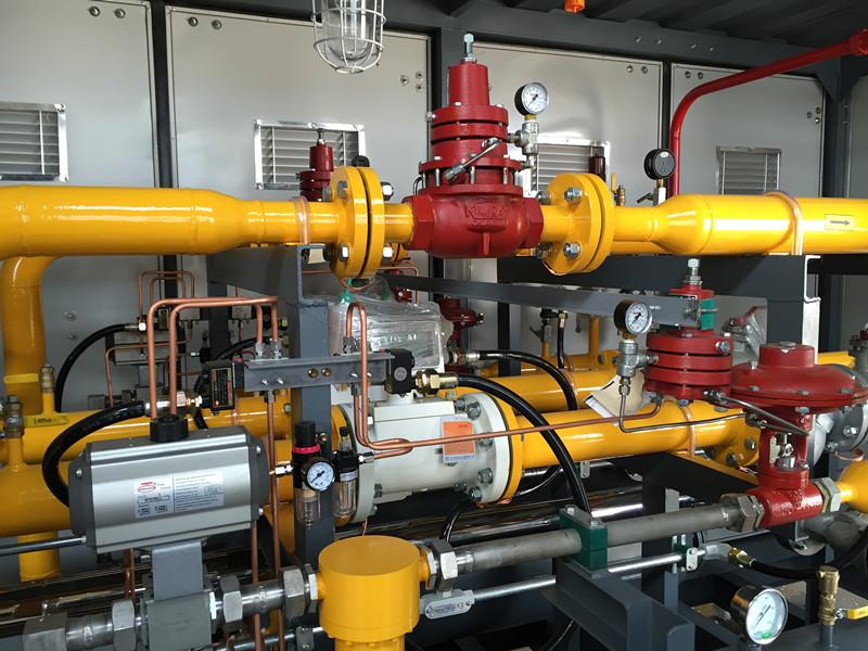CNG Pressure regulator