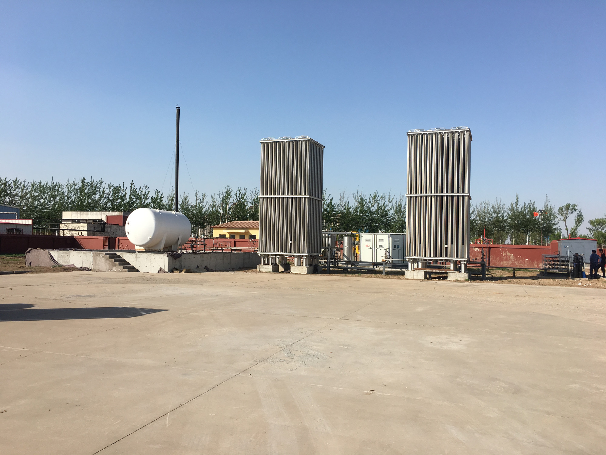 LNG Evaporator Skid With Capacity 7000NM3/H Manufacturers, LNG Evaporator Skid With Capacity 7000NM3/H Factory, Supply LNG Evaporator Skid With Capacity 7000NM3/H