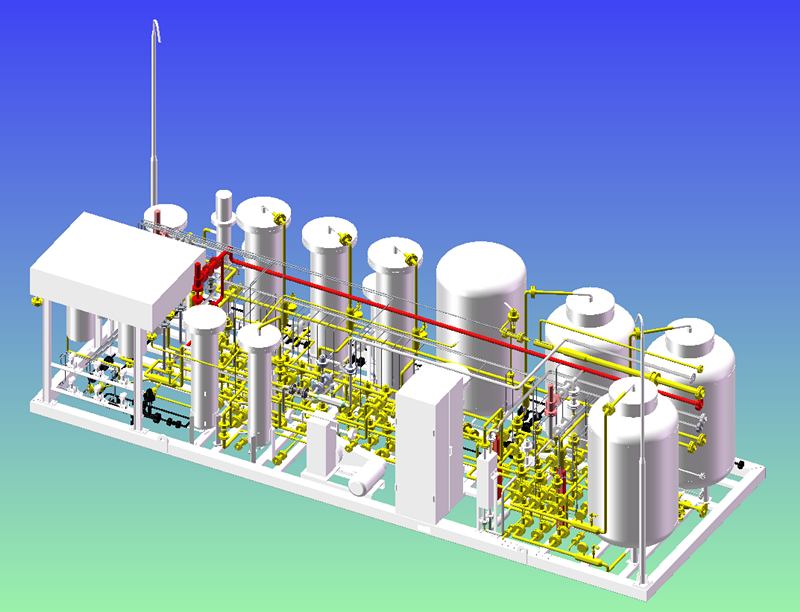 Buy Skid Mounted LNG Plant