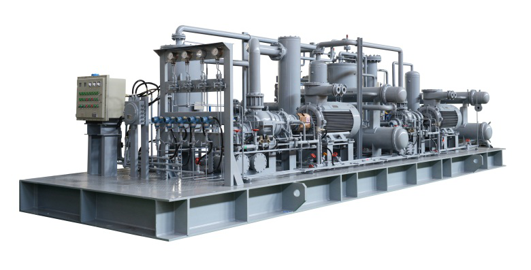Custom low investment LNG liquefaction plant