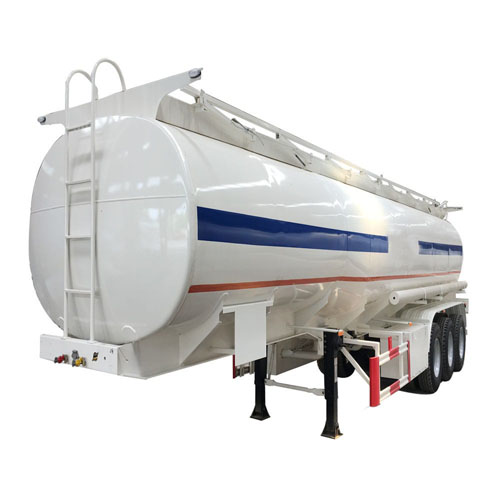 LNG tank semi-trailer