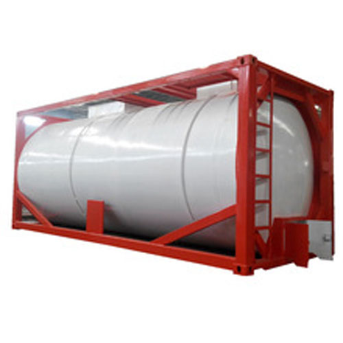 Supply ADR Certified LNG 20FT ISO Container