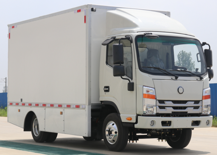 logistic electric truck