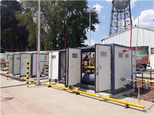 Régulateur de pression 1000NM3 / H pour gaz industriel