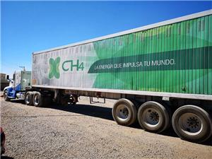 ISO Certified CNG 40ft Container