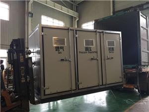 CNG Decompression Unit 500NM3/h