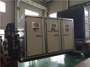 CNG减压装置500NM3 / h