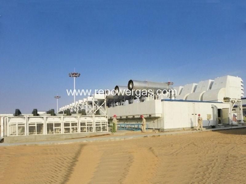 Turn Key Power Plant 20MW Solution