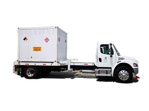 ISO Certified CNG 30ft Container