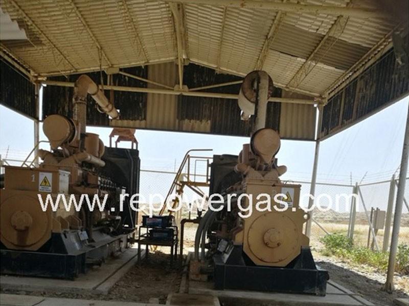 Centrale au biogaz