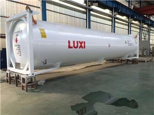 ADR Certified LNG 40FT ISO Container