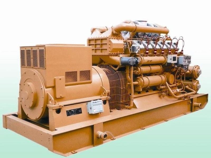 Генератор на природен газ