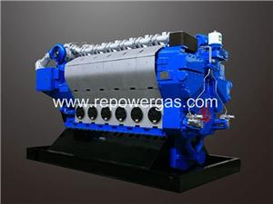 Gas Generator 3.5 MW With Two Years Warranty