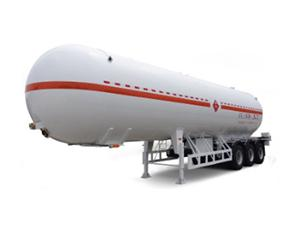 LPG 40ft Semi Trailer