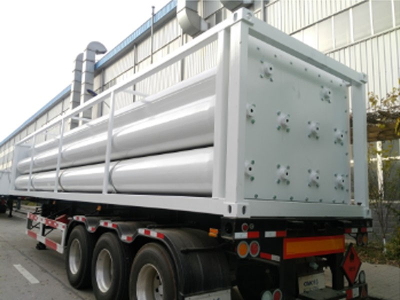 H2 Gas Tube Trailer Manufacturers, H2 Gas Tube Trailer Factory, Supply H2 Gas Tube Trailer
