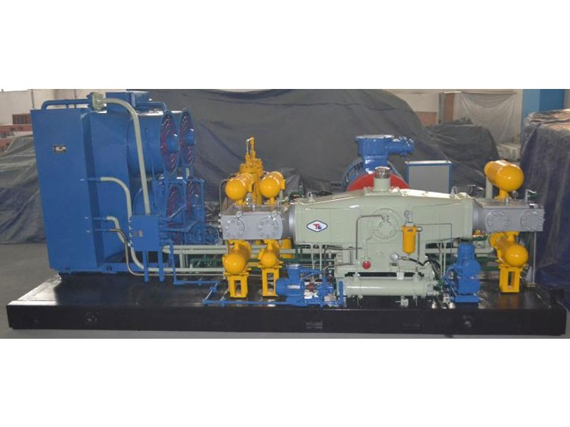 High Quality Compressor 1000NM3/H Two Years Warranty