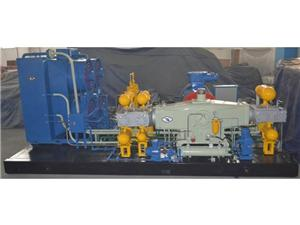 Large Capacity Compressor Skid