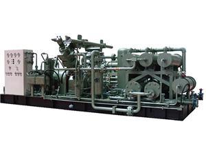 Газов компресор за азотен газ