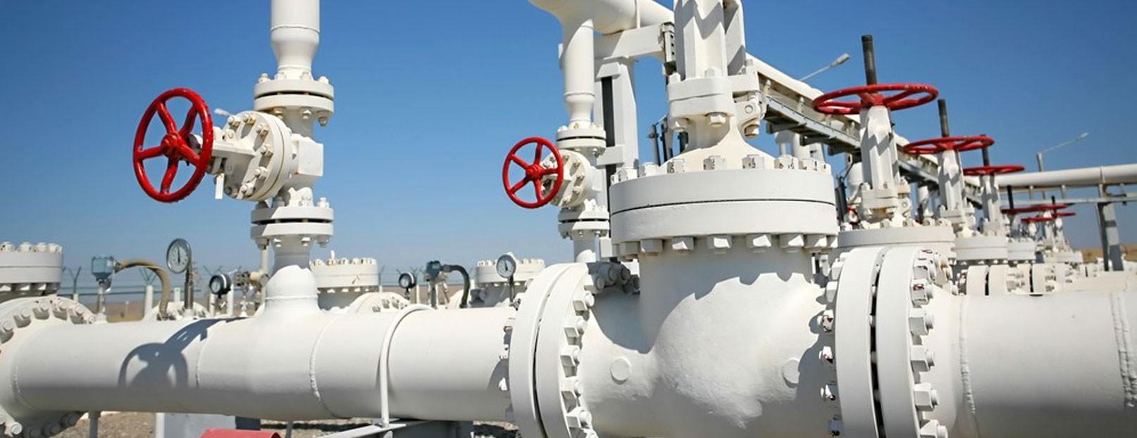 Regolatore di pressione metano e stazioni di rigassificazione del GNL