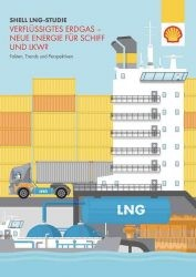 Shell Study Quantifies Reduction of GHG Emissions using LNG Fuel