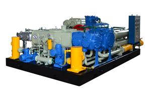 700kw Mother Station Gas Compressor