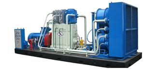 500kw Mother Station Gas Compressor