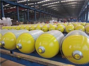 High Pressure Natural Gas Cylinder