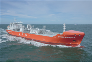 LNG Mini-carrier 30000M3